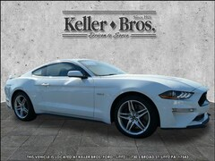 New 2019 Ford Mustang 1FA6P8CF3K5160759 for sale in Lititz, PA