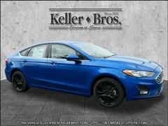 New 2019 Ford Fusion SE Sedan 3FA6P0HD3KR245655 for sale in Lebanon, PA