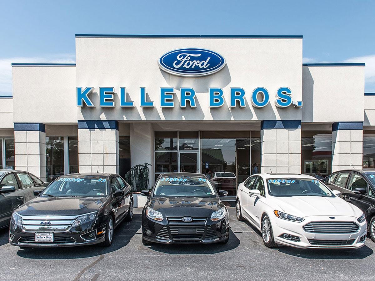 Keller Brothers Ford >> Locations Of Keller Bros Dealerships Ford Dealer In Lititz Pa
