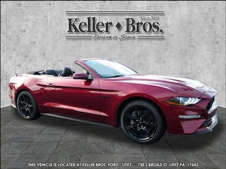 2019 Ford Mustang 1FATP8FF7K5147396