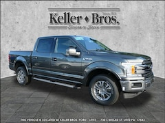 New 2019 Ford F-150 Lariat Truck SuperCrew Cab for sale in Lebanon, PA