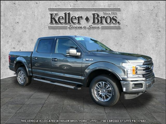 New 2019 Ford F-150 1FTEW1E44KFC15547 for sale in Lititz, PA