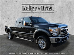 Certified Pre-Owned 2016 Ford F-250 Super Duty Lariat Truck Crew Cab 1FT7W2BT1GEA68806 for Sale in Lititz, PA