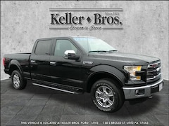 Buy a 2016 Ford F-150 Lariat Truck SuperCrew Cab in Lititz