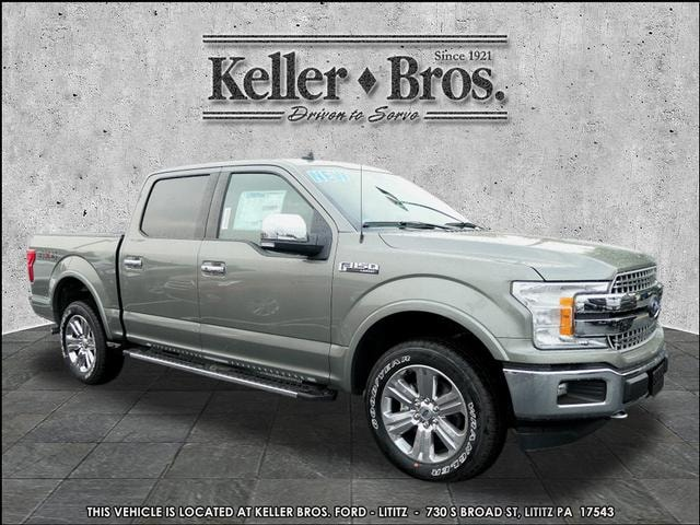 New 2019 Ford F-150 1FTEW1E43KKD61963 for sale in Lititz, PA