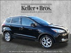 Certified Pre-Owned 2016 Ford Escape Titanium SUV 1FMCU9J91GUB85838 for Sale in Lititz, PA