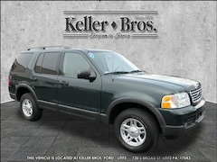 2003 Ford Explorer XLT SUV for sale in Lititz, PA