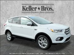New 2019 Ford Escape SE SUV 1FMCU9GD8KUB84416 for sale in Lebanon, PA