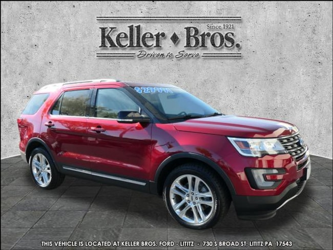 ford explorer owners manuals