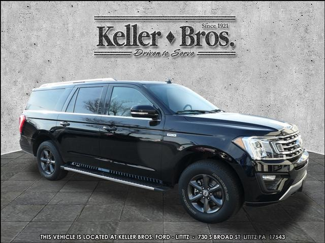 Used 2018 Ford Expedition MAX XLT SUV for sale in Lititz at Keller Bros. Ford