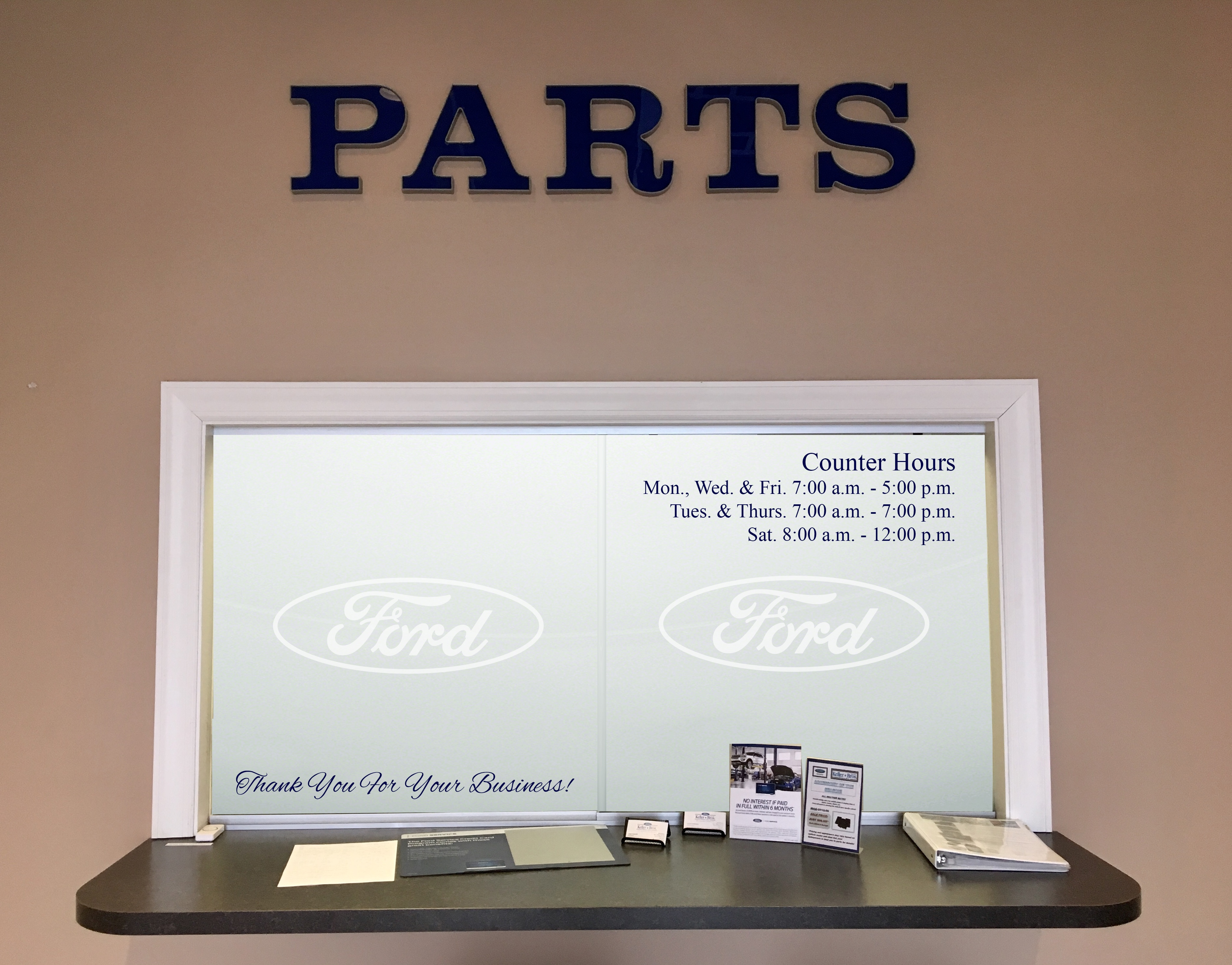 Certified oem ford parts and accessories in lititz pa