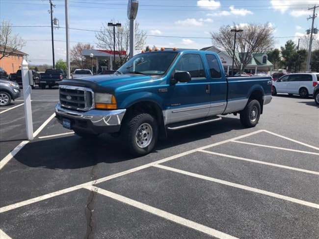 2000 Ford F-250 Super Duty Truck Super Cab