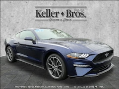 New 2019 Ford Mustang Ecoboost Coupe for sale in Lebanon, PA