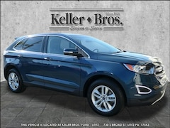 Certified Pre-Owned 2016 Ford Edge SEL SUV 2FMPK4J99GBB51002 for Sale in Lititz, PA