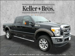 Certified Pre-Owned 2016 Ford F-250 Super Duty Lariat Truck Crew Cab 1FT7W2B60GEC38101 for Sale in Lititz, PA