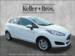 New 2019 Ford Fiesta SE Hatchback for sale in Lebanon, PA