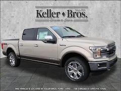 Buy a 2018 Ford F-150 Lariat Truck SuperCrew Cab in Lititz