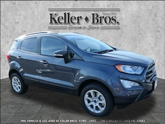 New 2019 Ford EcoSport MAJ6S3GL3KC263953 for sale in Lititz, PA