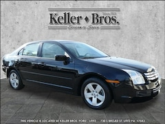 Buy a 2008 Ford Fusion I4 SE Sedan for sale in Lititz, PA