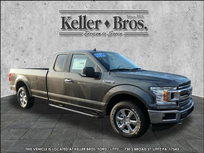 New 2019 Ford F-150 XLT Truck SuperCab Styleside in Lititz
