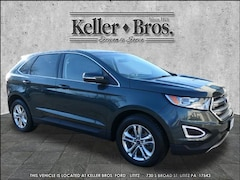 2015 Ford Edge SEL SUV for sale in Lebanon, PA