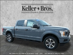 New 2019 Ford F-150 1FTEW1E59KFB56746 for sale in Lititz, PA