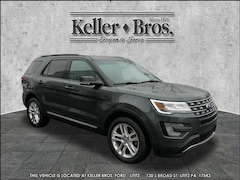 Certified Pre-Owned 2016 Ford Explorer XLT SUV 1FM5K8D83GGB69165 for Sale in Lititz, PA