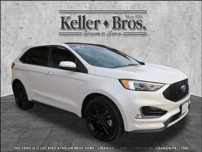 2019 Ford Edge ST AWD ST  Crossover for sale in Lebanon, PA