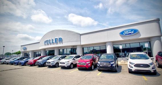 Keller Ford   Ford Dealership in Grand Rapids MI