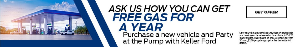 Free Gas For a Year