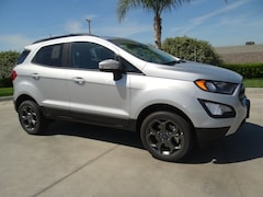 New  2018 Ford EcoSport SES SUV in Hanford, CA