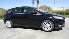 New  2018 Ford Focus Titanium Hatchback in Hanford, CA
