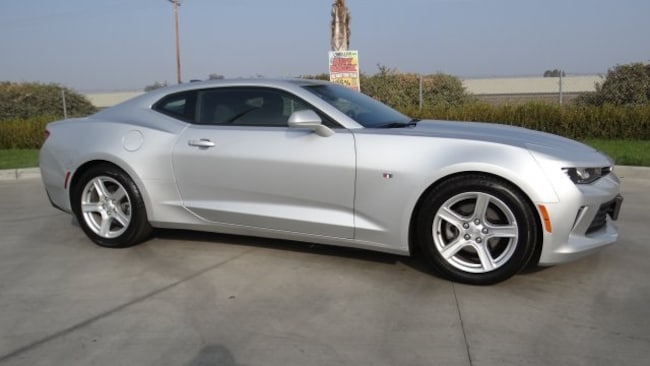 used 2017 chevrolet camaro for sale | hanford ca