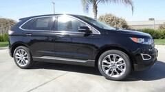 New  2018 Ford Edge Titanium SUV in Hanford, CA