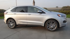 New  2019 Ford Edge Titanium SUV in Hanford, CA