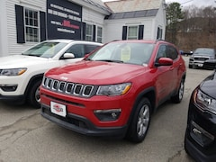 New 2020 Jeep Compass LATITUDE 4X4 Sport Utility for sale in Springfield, VT