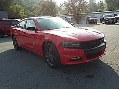 New 2018 Dodge Charger GT AWD Sedan for sale in Springfield, VT