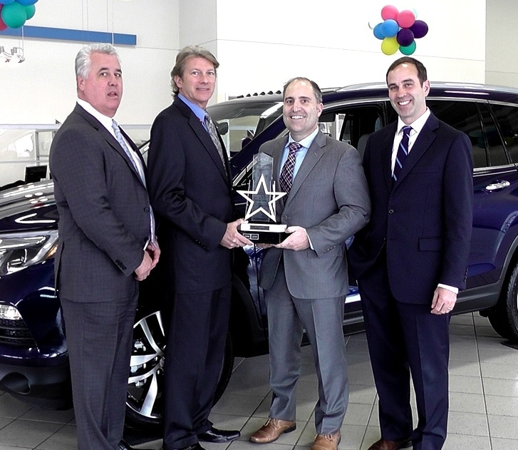 Kelly Honda Council of Excellence Award Ceremony