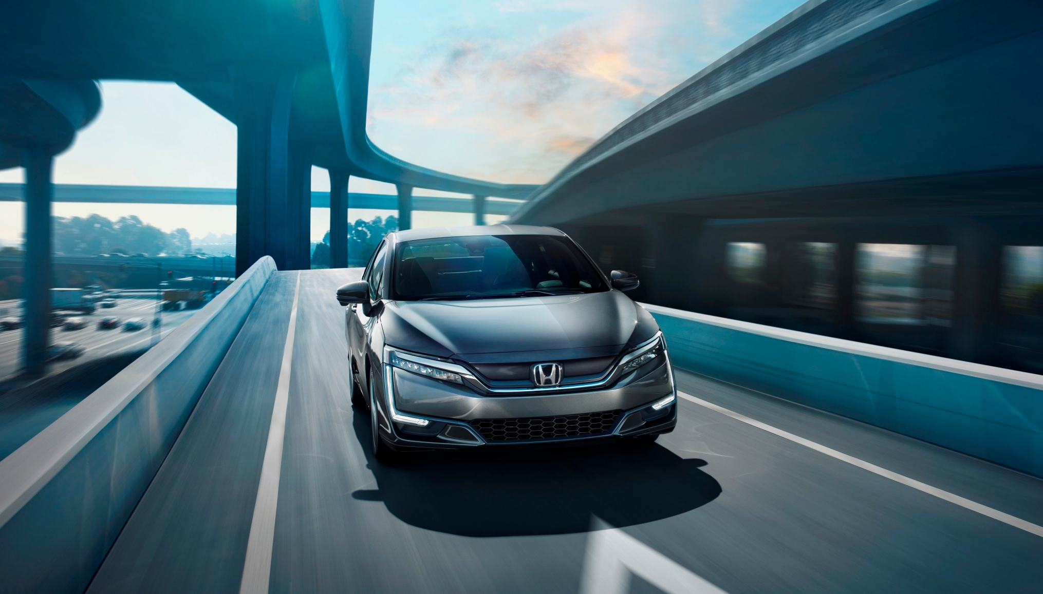 2018 Green Car of the Year® Honda Clarity