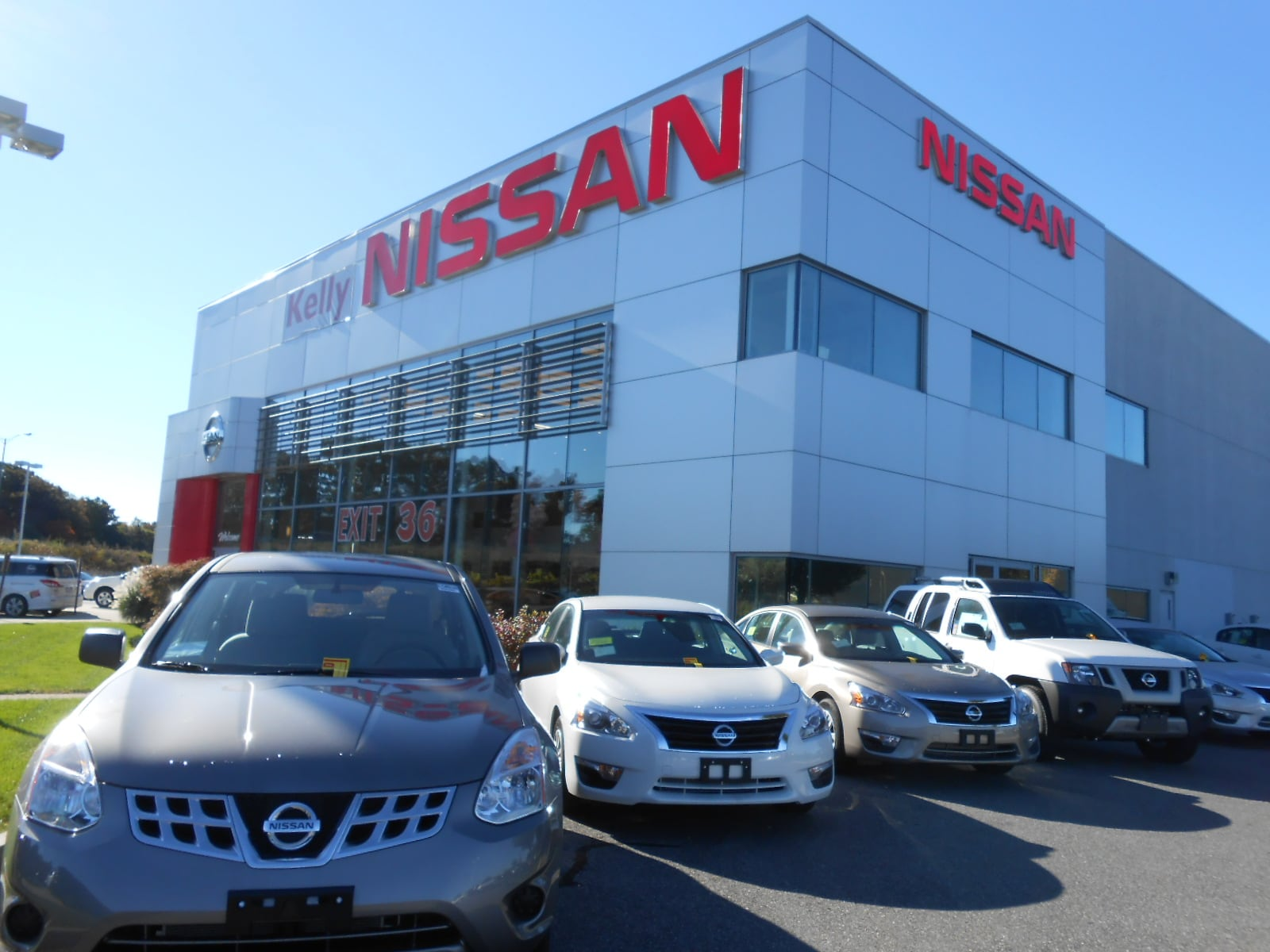 Our New Kelly Nissan Of Woburn Dealership Is Already Making ...