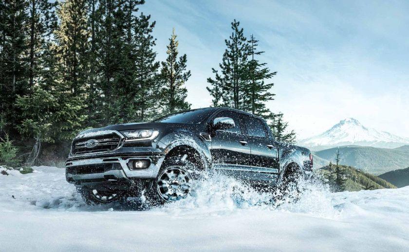 2019 Ford Ranger midsize truck