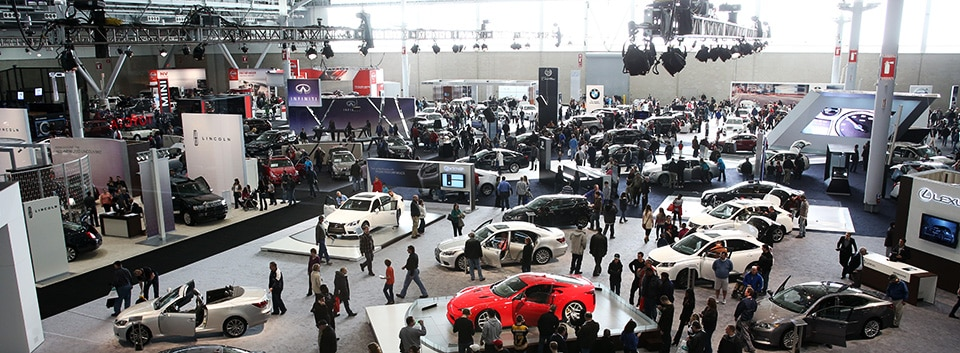 Kelly Automotive Group The Biggest Auto Show In New England Hits - New england car show boston