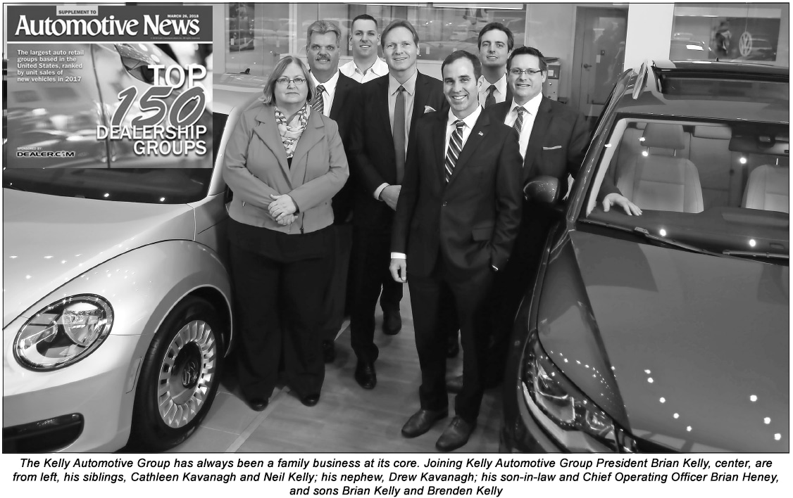 Law Auto Group >> Auto News Top 150 Dealership Groups In The United States Kelly