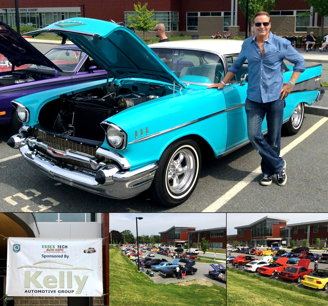 2018 Essex Tech Auto Show in Danvers, MA