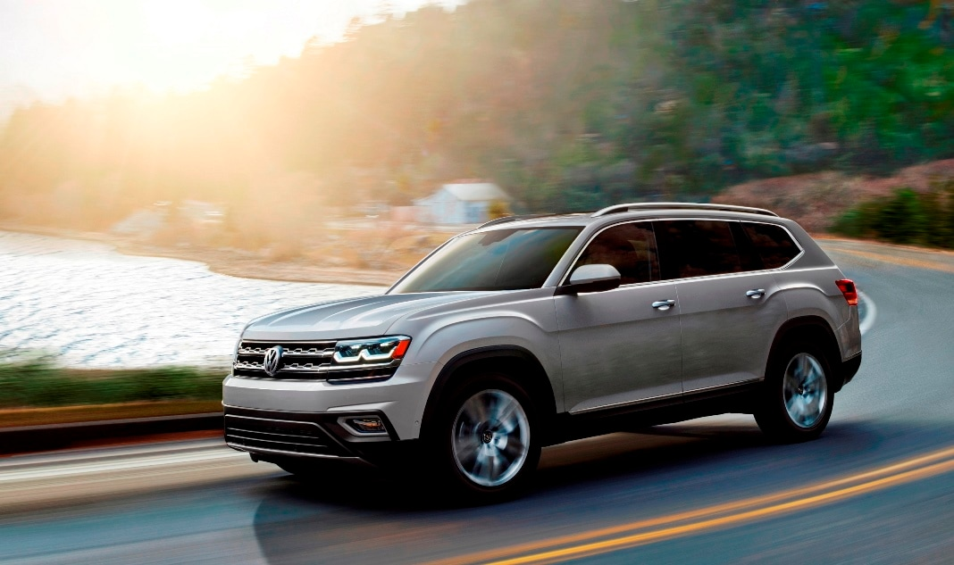 2018 VW Atlas SUV