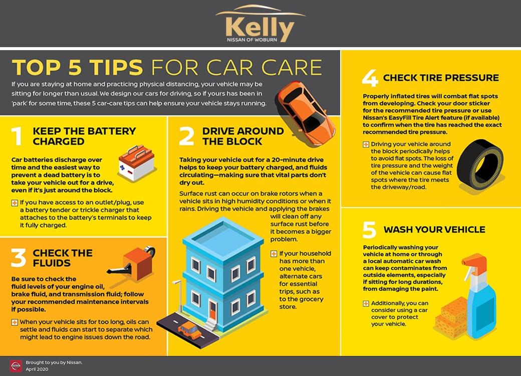 COVID-19 Car Care Tips