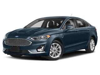 2019 Ford Fusion Energi Titanium FWD Car