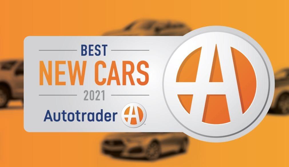 Autotrader Best New Cars 2021 Logo