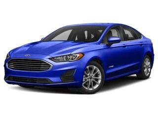 2019 Ford Fusion Hybrid SE FWD Sedan