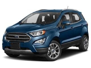 2019 Ford EcoSport SE FWD Sport Utility